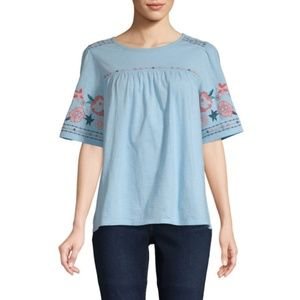 50% Off NWT St. John's Bay Womens Tops Size M